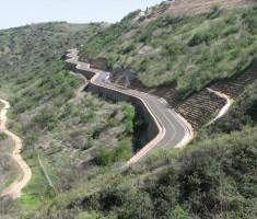 Diemer North Access Road